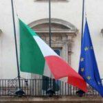 Commissione UE: l'Italia, è in