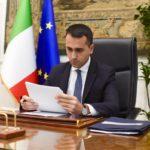 Di Maio all'UE: Italia pronta a riaprire al turismo.