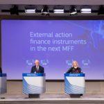 Commissione UE propone 16,5 mld in più per l'azione esterna.
