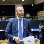 Weber rieletto presidente del gruppo PPE al Parlamento europeo