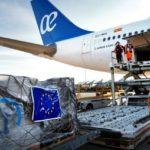 Libano, secondo volo con aiuti umanitari dall'Unione Europea