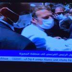 Il coraggio di Macron: a piedi per le strade devastate di Beirut