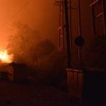 Migranti, campo profughi di Moria a Lesbo devastato da un incendio. L'UE: