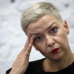 Bielorussia, l'oppositrice Kolesnikova