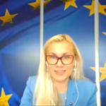La commissaria UE Simson:
