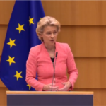 Discorso sullo Stato dell'Unione: la presidente non convince sugli impegni in politica estera