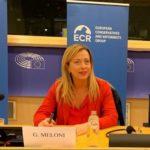 Giorgia Meloni eletta presidente dei Conservatori europei