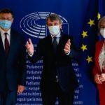 McGuinness ai Servizi finanziari e Dombrovskis al Commercio, via libera del Parlamento UE alle nomine