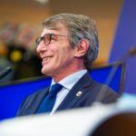 Conferenza sul futuro dell'Europa, Sassoli: