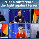 Prevenzione online e protezione delle frontiere esterne, l'antiterrorismo secondo von der Leyen