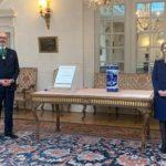 Consegnate a Bruxelles le onorificenze concesse dal Presidente della Repubblica