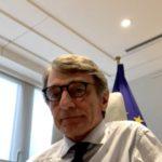 Sassoli: un secondo mandato a Strasburgo è possibile