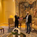 L'ambasciatrice Basile incontra la presidente della Camera belga Tillieux: Parlamenti fondamentali per i dossier UE