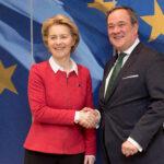 Germania, i vertici CDU appoggiano Armin Laschet come candidato alla cancelleria