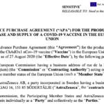 COVID, l'Ue pubblica il contratto con AstraZeneca ma restano molti punti da chiarire