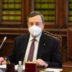 Draghi ai leader dei Ventisette: Attenti a non commettere errori durante la ripresa