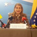 Venezuela, UE espelle l'ambasciatrice a Bruxelles: