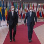 Il Segretario Generale della NATO Stoltenberg al Consiglio Europeo: