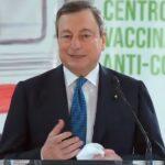 Draghi, sui vaccini l'UE chieda rispetto. Nuove misure, Italia a Pasqua in zona rossa
