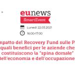 L'impatto del Recovery Fund sulle PMI, ecco il nuovo SmartEvent di Eunews