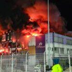 Francia, incendio in una società di servizi cloud. In tilt milioni di siti web
