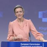 Servizi digitali, Vestager al Parlamento UE: