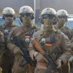 L'Asgaard: estremisti di destra dalla Germania a Baghdad a bordo di un drakkar