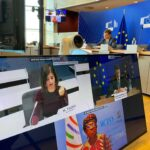 Commercio con la Cina, Okonjo-Iweala (WTO) a Dombrovskis: