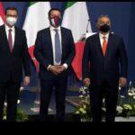 La passerella sovranista di Salvini