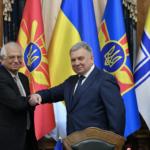 Ucraina, il ministro della Difesa Taran al Parlamento UE: