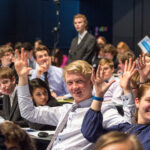 Parlamento europeo dei giovani, von der Leyen: