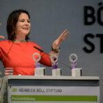Annalena Baerbock sarà la candidata dei Verdi per il dopo Merkel