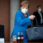 Germania, nell'ultimo discorso al Bundestag Angela Merkel appoggia il