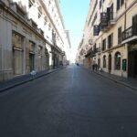 Via del Corso a Roma, la seconda strada commerciale d'Europa più colpita durante la pandemia