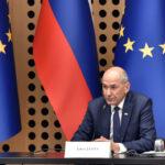 Janša presenta i punti della presidenza slovena: