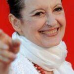 Danza mondiale in lutto, è morta Carla Fracci
