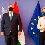 Von der Leyen contro l'Ungheria: