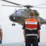 Inondazioni in Germania: L'Ordine di Malta al lavoro con oltre 900 volontari