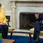 Nord Stream 2, da USA e Germania sì al completamento del gasdotto ma previste sanzioni alla Russia in caso di pressioni sull'Ucraina