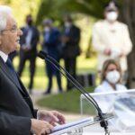 Mattarella: fare le riforme e rispettare gli obblighi con l'UE. Appello alle forze politiche alla cerimonia del Ventaglio
