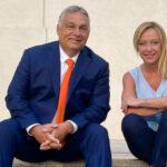Meloni incontra Orban a Roma per parlare di crisi afghana e alleanze