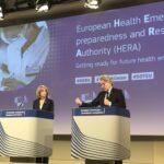 Unione della Salute, la Commissione UE lancia 'HERA' per la risposta europea alle emergenze sanitarie