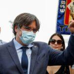 Puigdemont nuovamente a Bruxelles ma tornerà a Sassari per l'udienza di estradizione