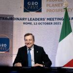 Il G20: non abbandoneremo l'Afghanistan. Draghi: affrontare subito l'emergenza umanitaria