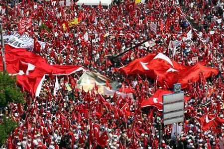 Turchia, manifestazioni