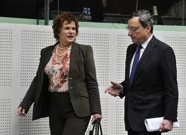 Bowles e Draghi