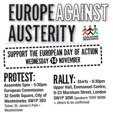Europe against austerity