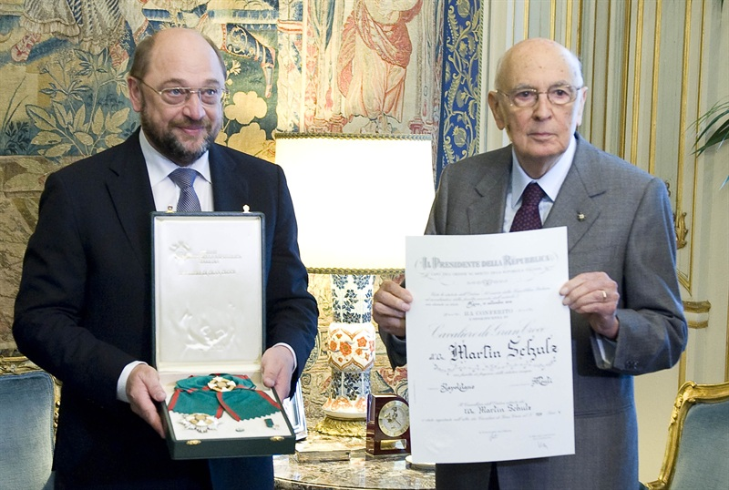 Schulz Napolitano