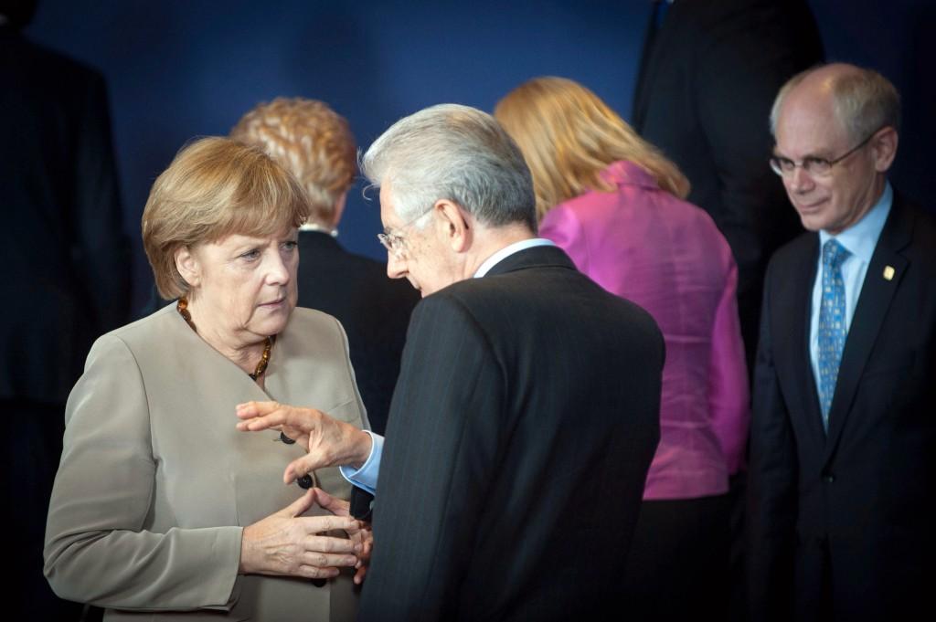 EU Leaders Attend European Council Meeting In Brussels