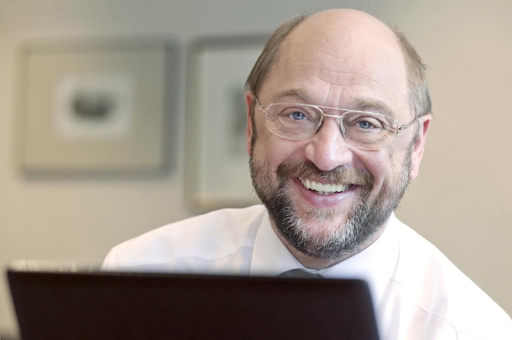 Schulz sorride meglio
